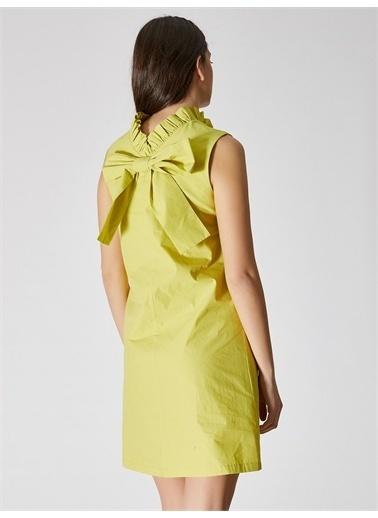 Vekem-Limited Edition Elbise Yeşil
